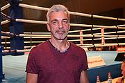 Boxen: Agon Boxgala, Halbmittelgewicht, Schwerin, 15.06.2019<br /> Ralf Rocchigiani<br /> © Torsten Helmke
