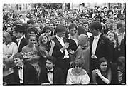 SURVIVORS, Christchurch Ball, Oxford. June 1984