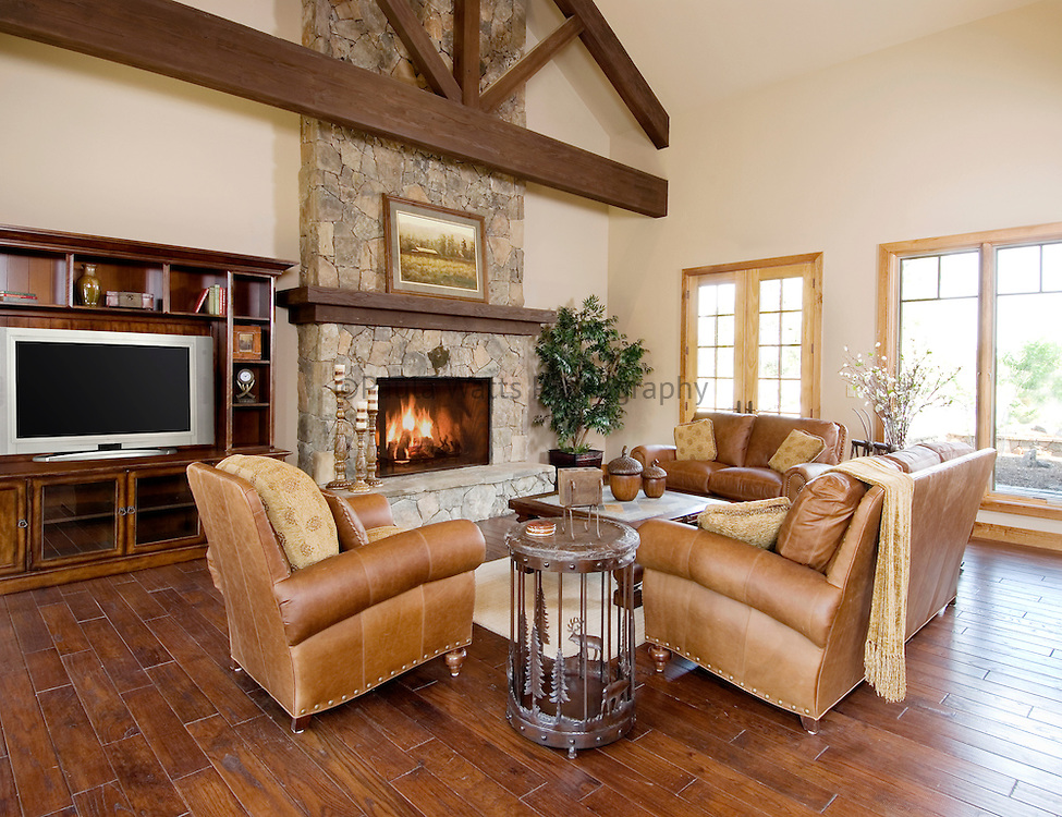 Pronghorn estates, architectural photography