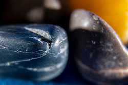 Polished rock Macro