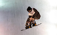 Snowboard<br /> 17.01.2015<br /> Foto: Gepa/Digitalsport<br /> NORWAY ONLY<br /> <br /> INNSBRUCK - ØSTERRIKE<br /> <br /> Air and Style. Image shows Torgeir Bergrem (NOR).