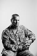 Sean Cornelison<br /> Army<br /> E-6<br /> Tank Commander<br /> 1990 - 2014<br /> GWOT, OIF<br /> <br /> Veterans Portrait Project<br /> Columbus, GA