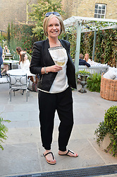 PICTURE SHOWS:-MARIELLA FROSTRUP.<br /> Tuesday 14th April 2015 saw a host of London influencers and VIP faces gather together to celebrate the launch of The Ivy Chelsea Garden. Live entertainment was provided by jazz-trio The Blind Tigers, whilst guests enjoyed Moët & Chandon Champagne, alongside a series of delicious canapés created by the restaurant's Executive Chef, Sean Burbidge.<br /> The evening showcased The Ivy Chelsea Garden to two hundred VIPs and Chelsea<br /> residents, inviting guests to preview the restaurant and gardens which marry<br /> approachable sophistication and familiar luxury with an underlying feeling of glamour and theatre. The Ivy Chelsea Garden's interiors have been designed by Martin Brudnizki Design Studio, and cleverly combine vintage with luxury, resulting in a space that is both alluring and down-to-earth.