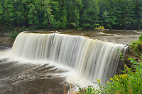 Upper Tahquamenon Falls, Tahquamenon Falls  State Park, Upper Peninsula Michigan
