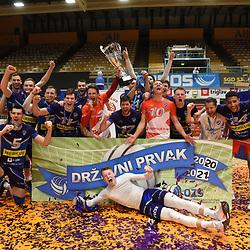 20210425: SLO, Volleyball - 1. DOL, Finals, OK Merkur Maribor vs ACH Volley