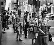 New York, USA. Late 1980's