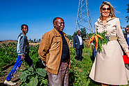 QUEEN MAXIMA in ETHIOPIE DAY 2