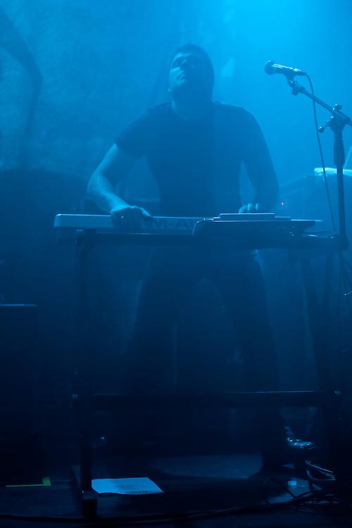 Chimaira opens for Trivium at New York's Irving Plaza. November 5, 2009.