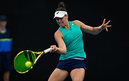 TENNIS - WTA - 2020 BRISBANE INTERNATIONA 090120