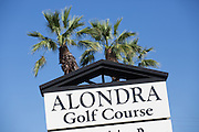 Alondra Golf Course Lawndale California