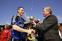 Fotball<br /> Belgia<br /> Foto: PhotoNews/Digitalsport<br /> NORWAY ONLY<br /> <br /> BRUGGE 15/05/2005<br />   <br /> CLUB BRUGGE - ANDERLECHT 2-2<br /> BRUGGE SERIEMESTERE<br /> <br /> TIMMY SIMONS