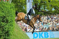 Twomey Billy, (IRL), Diaghilev<br /> German Jumping Derby<br /> Hamburg - Hamburger Derby 2016<br /> © Hippo Foto - Stefan Lafrentz