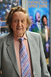 © Copyright licensed to London News Pictures. 12/10/2010. Ken Dodd arrives at the 100th birthday celebration for the London Palladium. Andrew Lloyd-Webber hosts a celebration to mark the centenary of the London Palladium.
