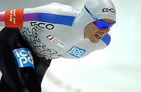 Skøyter: World Cup heerenveen 11.01.2002. Ådne Søndrål, Norge.<br /><br />Foto: Ronald Hoogendoorn, Digitalsport