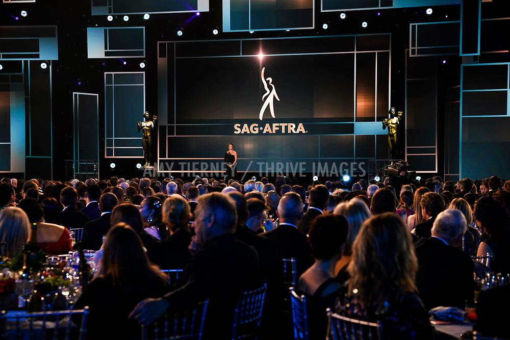 SAG-AFTRA President Gabrielle Carteris