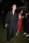 MARY MCCARTNEY,  The Serpentine Party pcelebrating the 2019 Serpentine Pavilion created by Junya Ishigami, Presented by the Serpentine Gallery and Chanel,  25 June 2019