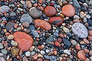 Rocks on Pebble Beach<br />Marathon<br />Ontario<br />Canada