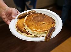 12/07/19 Lions Club Pancake Feed
