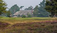 HILVERSUM - het nieuwe clubhuis . Hilversumsche Golf Club, COPYRIGHT  KOEN SUYK