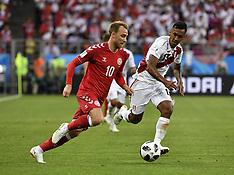 Peru v Denmark - 16 June 2018