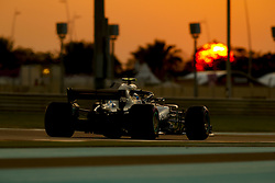 November 24, 2018 - Abu Dhabi, United Arab Emirates - Motorsports: FIA Formula One World Championship 2018, Grand Prix of Abu Dhabi, World Championship;2018;Grand Prix;Abu Dhabi,   Sunset#77 Valtteri Bottas (FIN, Mercedes AMG Petronas) (Credit Image: © Hoch Zwei via ZUMA Wire)