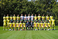 Equipe Nantes - 14.09.2015 - Photo officielle de Nantes<br />