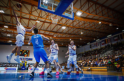 Georgalas  Fotios of Greece during basketball match between National teams of Greece and Slovenia in the Group Phase C of FIBA U18 European Championship 2019, on July 29, 2019 in  Nea Ionia Hall, Volos, Greece. Photo by Vid Ponikvar / Sportida