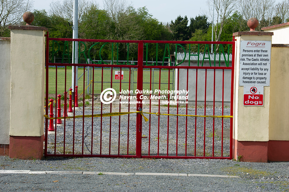 23-04-21. Killyon GAA Club Pitch and Facilities.<br /> Photo: John Quirke / www.quirke.ie<br /> ©John Quirke Photography, 16 Proudstown Road, Navan. Co. Meath. (info@quirke.ie / 046-9028461 / 087-2579454).