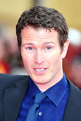 © Licensed to London News Pictures. 31/03/2012. Watford, England. Nick Moran attends The Warner Bros. Studio Tour London - The Making of Harry Potter ** GRAND OPENING at Leavesden Studios near Watford Hertfordshire  Photo credit : ALAN ROXBOROUGH/LNP