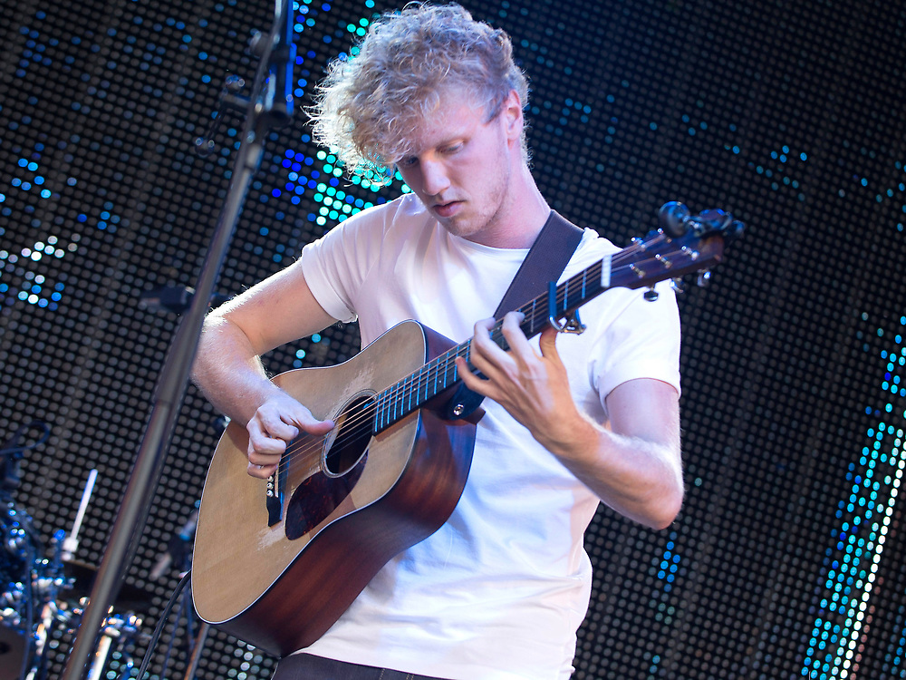 Jack Stark in concert at the Palace, Linlithgow Palace, Linlithgow, Scotland 12th August 2017