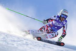 24.10.2015, Rettenbachferner, Sölden, AUT, FIS Weltcup Ski Alpin, Soelden, Riesenslalom, Damen, 2. Lauf, im Bild Eva-Maria Brem (AUT) // Eva-Maria Brem of Austria during the second run of ladies Giant Slalom of Soelden FIS Ski Alpine World Cup at the Rettenbachferner in Sölden, Austria on 2015/10/24. EXPA Pictures © 2015, PhotoCredit: EXPA/ Jonas Ericson