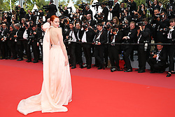 Barbara Meier attending the screening of Everybody Knows (Todos Lo Saben) opening the 71st annual Cannes Film Festival at Palais des Festivals on May 8, 2018 in Cannes, France. Photo by Shootpix/ABACAPRESS.COM of 'Everybody Knows (Todos Lo Saben)' and the opening gala during the 71st annual Cannes Film Festival at Palais des Festivals on May 8, 2018 in Cannes, France.