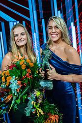 18-12-2019 NED: Sports gala NOC * NSF 2019, Amsterdam<br /> The traditional NOC NSF Sports Gala takes place in the AFAS in Amsterdam / Debbie Bont, Jessy Kramer