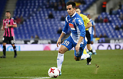 November 30, 2017 - Barcelona, Catalonia, Spain - Jose Manuel Jurado during the Copa del Rey match between RCD Espanyol and CD Tenerife,i n Barcelona, on November 30, 2017. (Credit Image: © Joan Valls/NurPhoto via ZUMA Press)