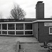 NLD/Huizen/19930126 - Nieuwbouw Koninging Wilhelminaschool Huizen