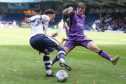 Nicky Maynard of Bury in action - Mandatory by-line: JMP - 04/05/2019 - FOOTBALL - Gigg Lane - Bury, England - Bury v Port Vale - Sky Bet League Two