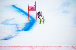Simone Wild (SUI) during the Ladies' Giant Slalom at 57th Golden Fox event at Audi FIS Ski World Cup 2020/21, on January 17, 2021 in Podkoren, Kranjska Gora, Slovenia. Photo by Vid Ponikvar / Sportida