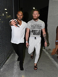 Conor McGregor is released from jail in Miami. 11 Mar 2019 Pictured: Conor McGregor. Photo credit: MEGA TheMegaAgency.com +1 888 505 6342