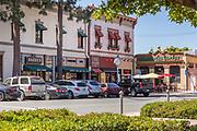 Plaza Square in Old Towne Orange