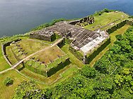 San Lorenzo Fortification.