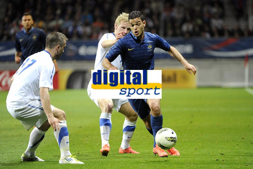 FOOTBALL - INTERNATIONAL FRIENDLY GAMES 2011/2012 - FRANCE v ESTONIA  - 5/06/2012 - PHOTO JEAN MARIE HERVIO / REGAMEDIA / DPPI - HATEM BEN ARFA (FRA)