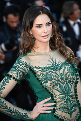 Frederique Bel attending the Ouverture / Les Fantomes d'Ismael premiere during the 70th Cannes Film Festival on May 17, 2017 in Cannes, France. Photo by Julien Zannoni/APS-Medias/ABACAPRESS.COM