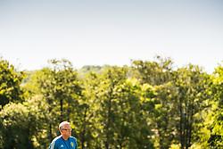 June 1, 2018 - BÃ¥Stad, Sverige - 180601 Förbundskapten Janne Andersson under en träning under Svenska fotbollslandslaget förläger inför fotbolls-VM den 1 juni 2018 i BÃ¥stad  (Credit Image: © Petter Arvidson/Bildbyran via ZUMA Press)