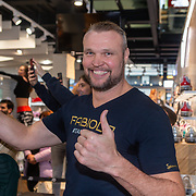 NLD/Rotterdam/20200224 - Stare down Boxing Influencers 2020, Semmy Schilt