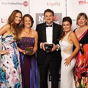 NZDM Awards 2013 - Awards