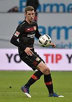 Lars Bender (Leverkusen)<br /> Leverkusen, 25.02.2017, Fussball Bundesliga, Bayer 04 Leverkusen - 1. FSV Mainz 05 0:2<br /> <br /> Norway only
