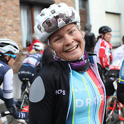 03-03-2020: Wielrennen: GP Le Samyn: vrouwen: Dour: Emilie Moberg