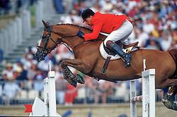 Philippaerts Ludo (BEL) - Otterongo<br /> Olympic Games Sydney 2000<br /> © Dirk Caremans