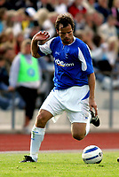 Fotball, treningskamp, Egersund, <br /> EIK - Birmingham City FC , (2-0),<br /> Stephen Clemence,<br /> Foto: Sigbjørn Andreas Hofsmo, Digitalsport