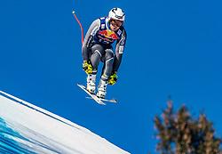 22.01.2019, Streif, Kitzbühel, AUT, FIS Weltcup Ski Alpin, Abfahrt, Herren, 1. Training, im Bild Aleksander Aamodt Kilde (NOR) // Aleksander Aamodt Kilde of Norway during the 1st Training of mens downhill of FIS Ski Alpine Worldcup at the Streif in Kitzbühel, Austria on 2019/01/22. EXPA Pictures © 2019, PhotoCredit: EXPA/ Stefan Adelsberger